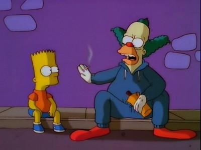 The Simpsons - Season 7 Episode 15: Bart the Fink