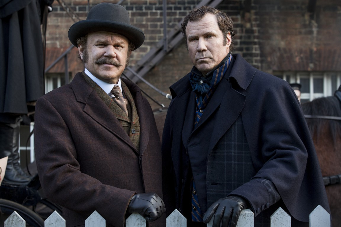 Watch Holmes & Watson online for free in HD Quality on