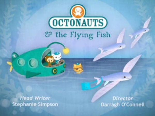 The Octonauts - Season 1 Episode 05: The Flying Fish