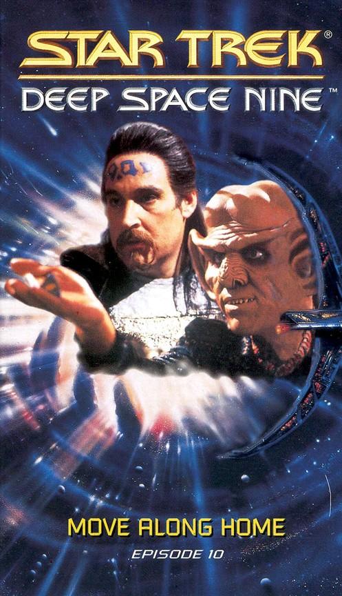 Star Trek: Deep Space Nine - Season 1 Episode 10: Move Along Home