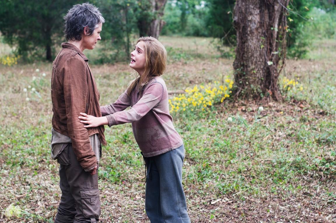 The Walking Dead - Season 4 Episode 14: The Grove
