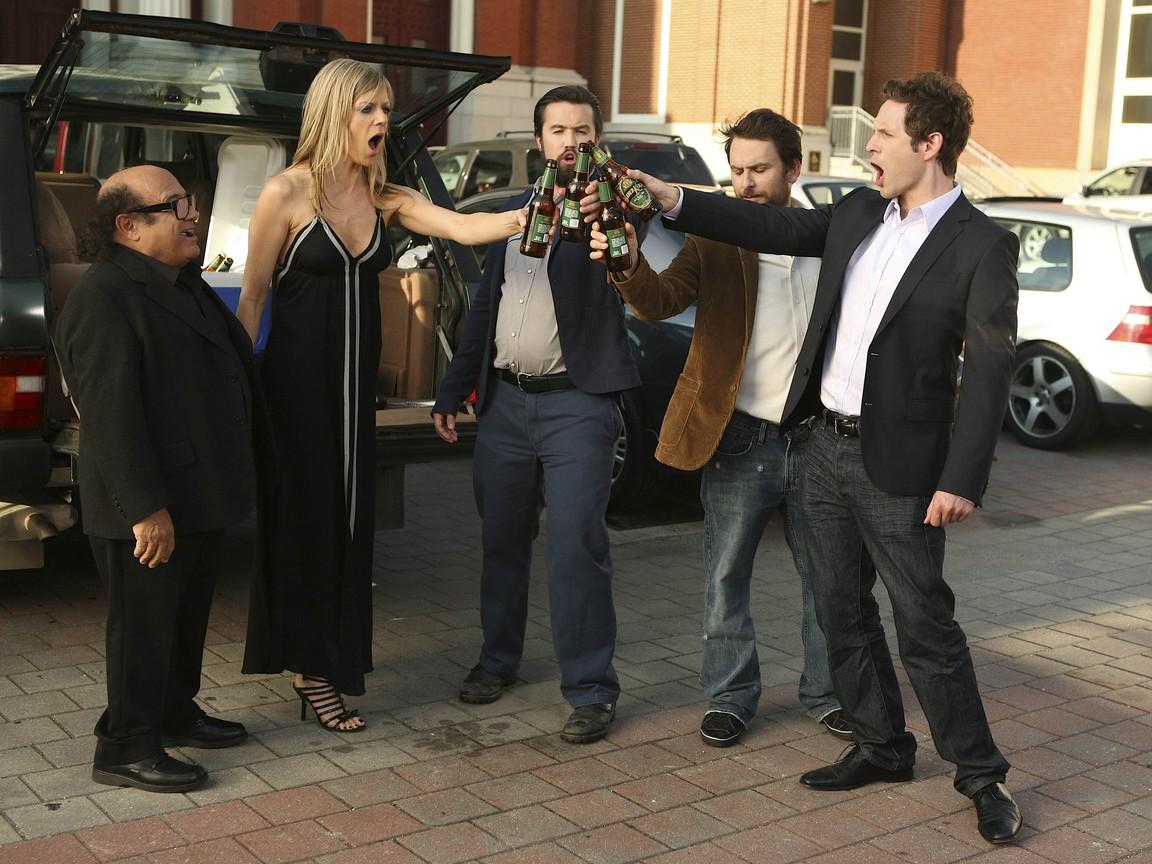Its Always Sunny in Philadelphia - Season 7 Episode 12: The High School Reunion
