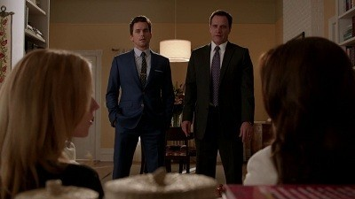 White Collar - Season 4 Episode 07: Compromising Positions