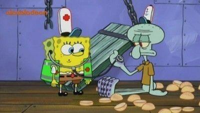 SpongeBob SquarePants - Season 8 Episode 02: Accidents Will Happen