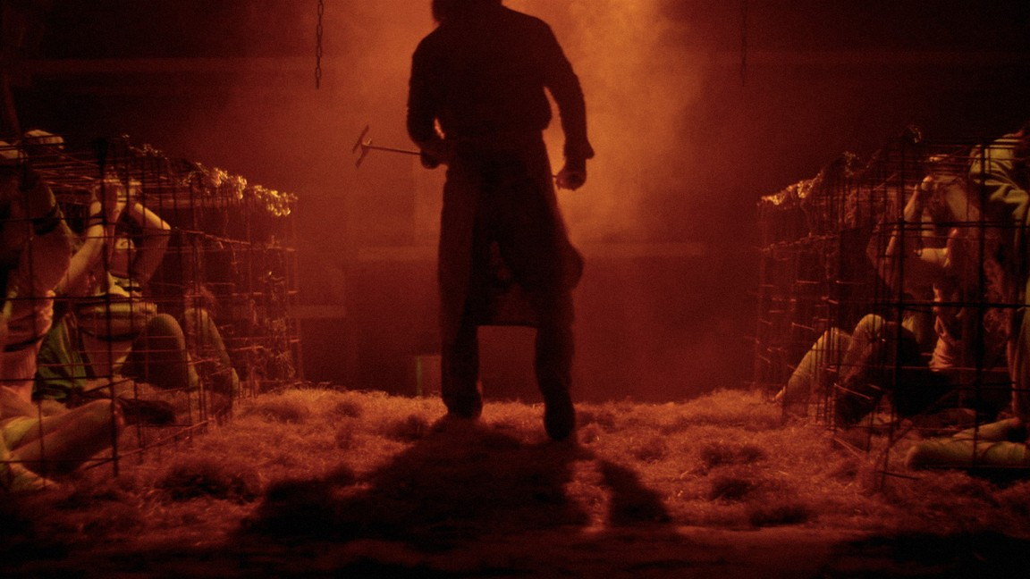 Cannibal Farm (Escape from Cannibal Farm)