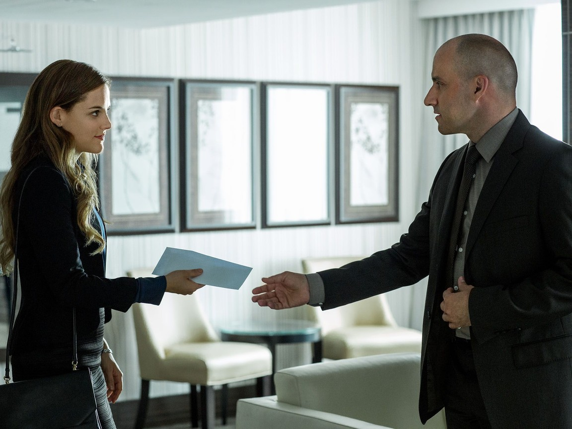The Girlfriend Experience - Season 1 Episode 07: Access