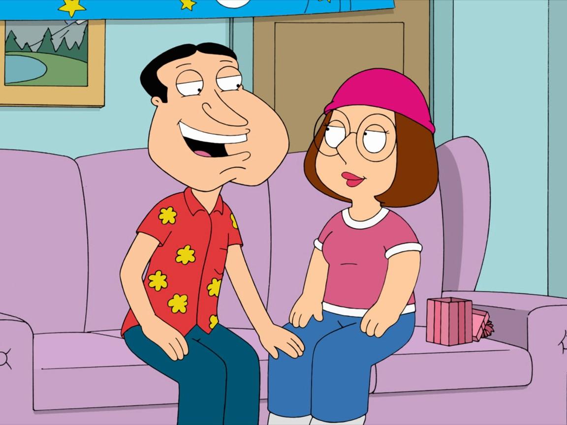 Family Guy - Season 10 Episode 10: Quagmire & Meg