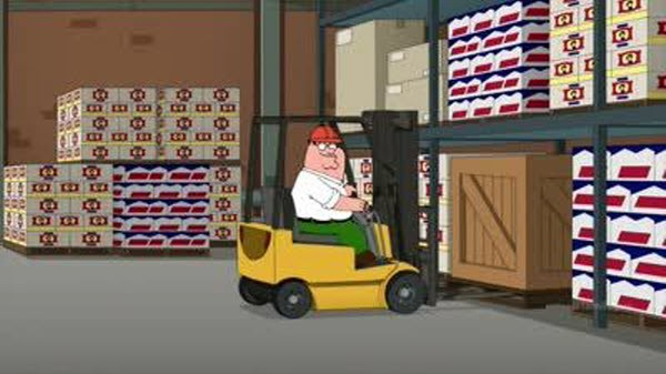 Family Guy - Season 12 Episode 09: Peter Problems