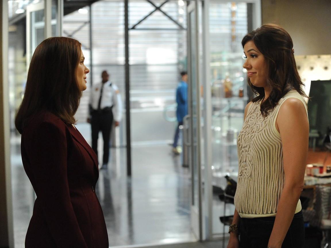 Bones - Season 9 Episode 05: The Lady on the List