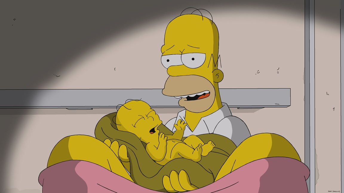 The Simpsons - Season 25 Episode 05: Labor Pains