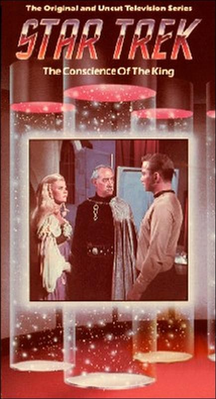 Star Trek: The Original Series - Season 1 Episode 13: The Conscience Of The King