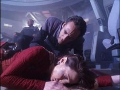 Star Trek: Deep Space Nine - Season 7 Episode 20: The CHanging Face Of Evil