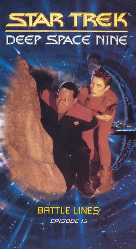 Star Trek: Deep Space Nine - Season 1 Episode 13: Battle Lines