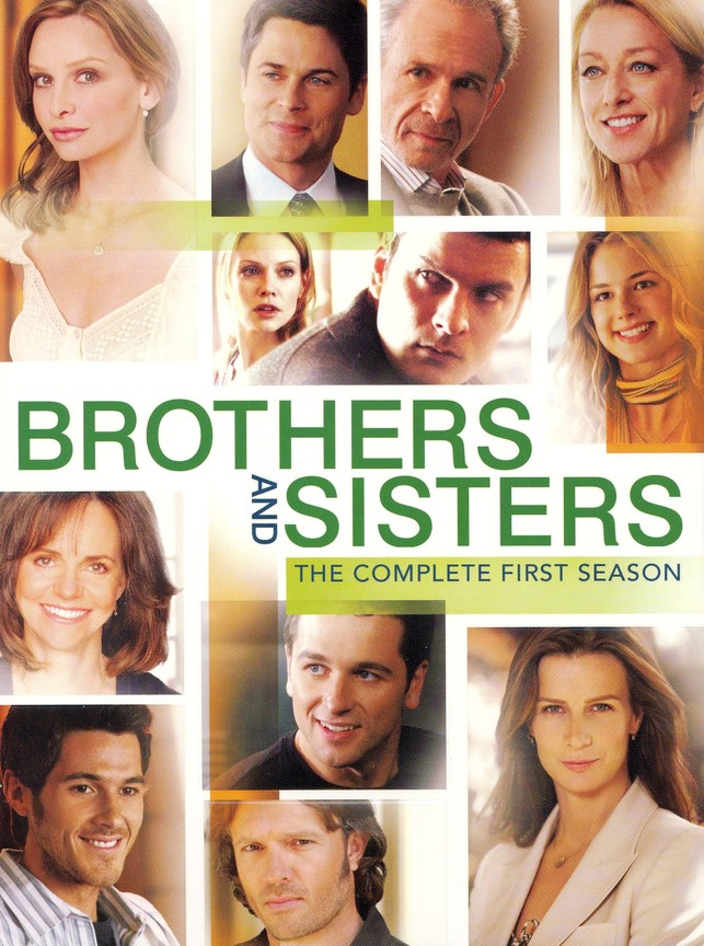 Brothers and Sisters - Season 1 Episode 08: Mistakes Were Made (1)