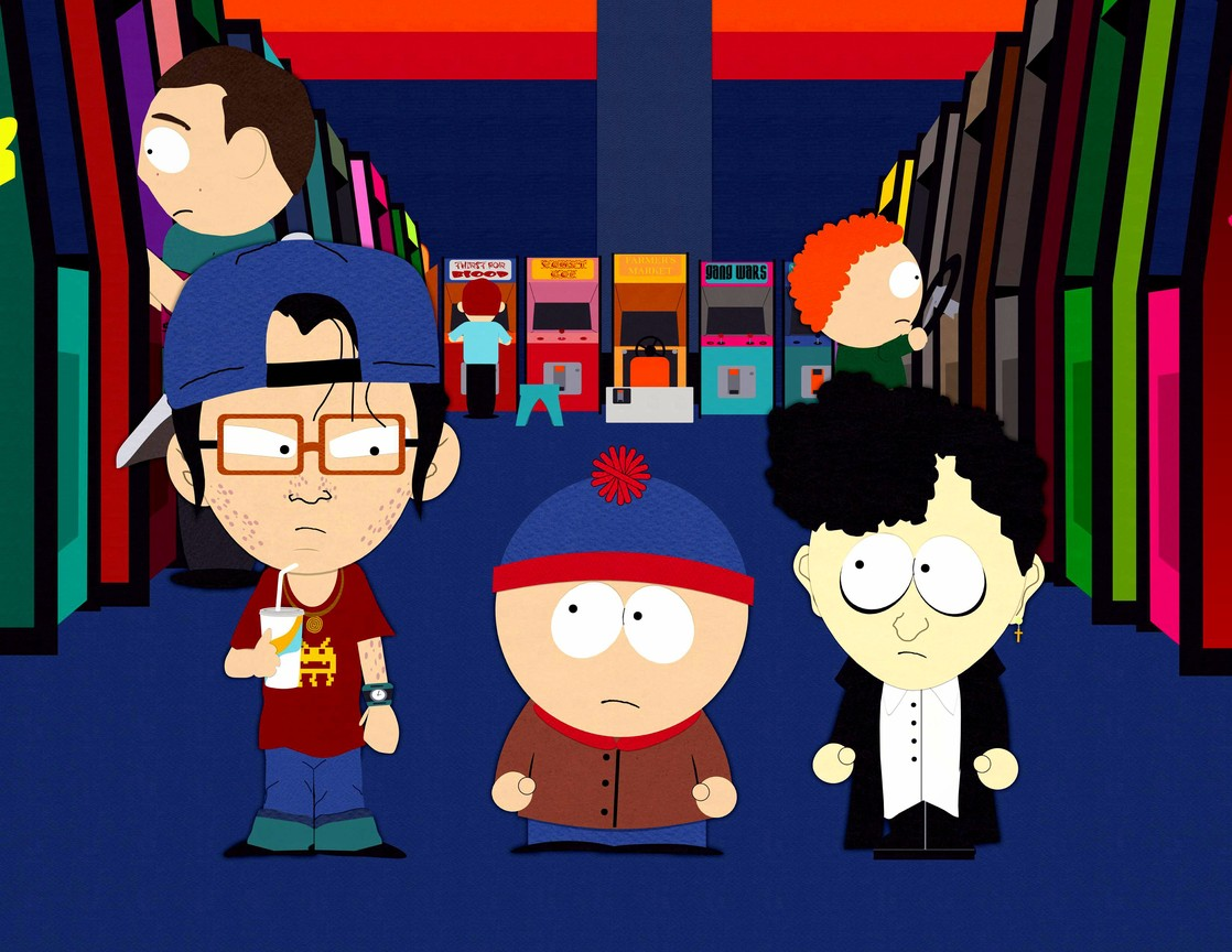South Park - Season 8 Episode 04: You Got F**ked in the Ass
