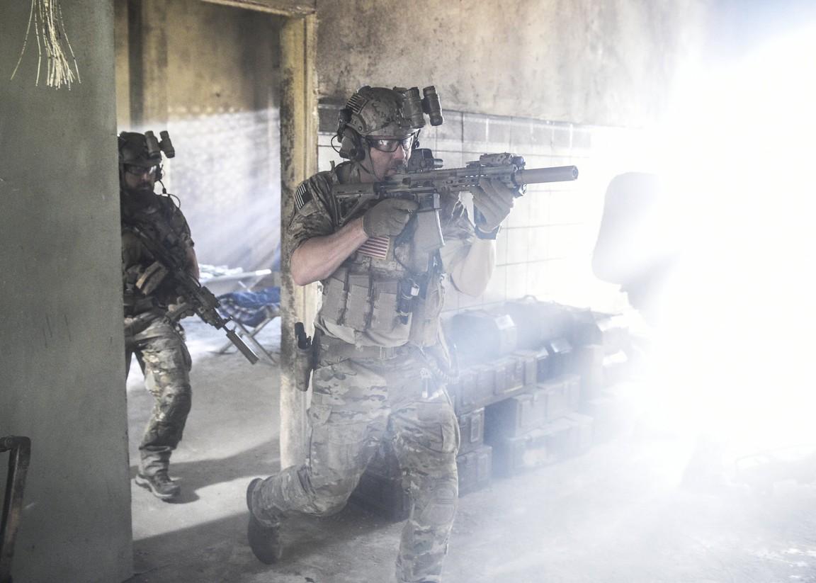 SEAL Team- Season 1 Episode 12: The Upside Down
