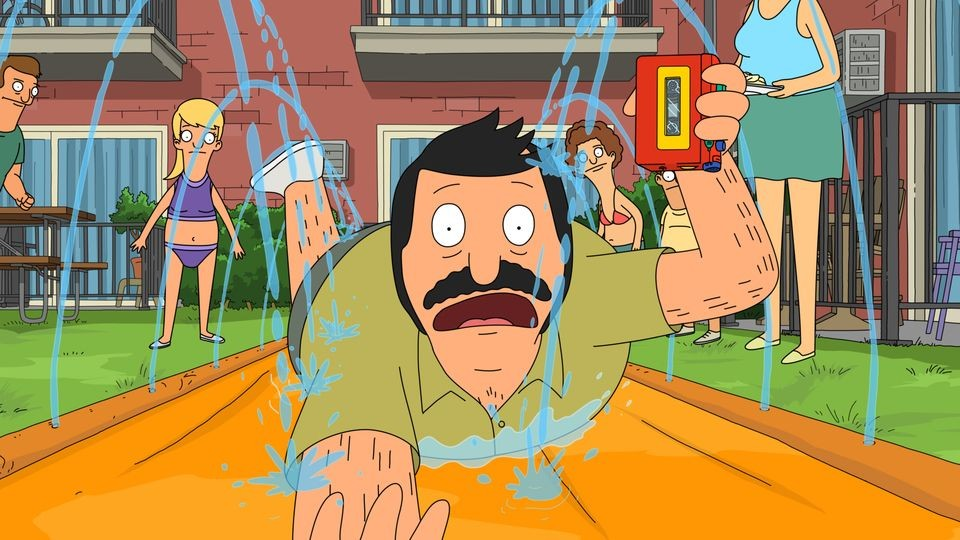 Bob's Burgers - Season 7 Episode 04: They Serve Horses, Don't They?