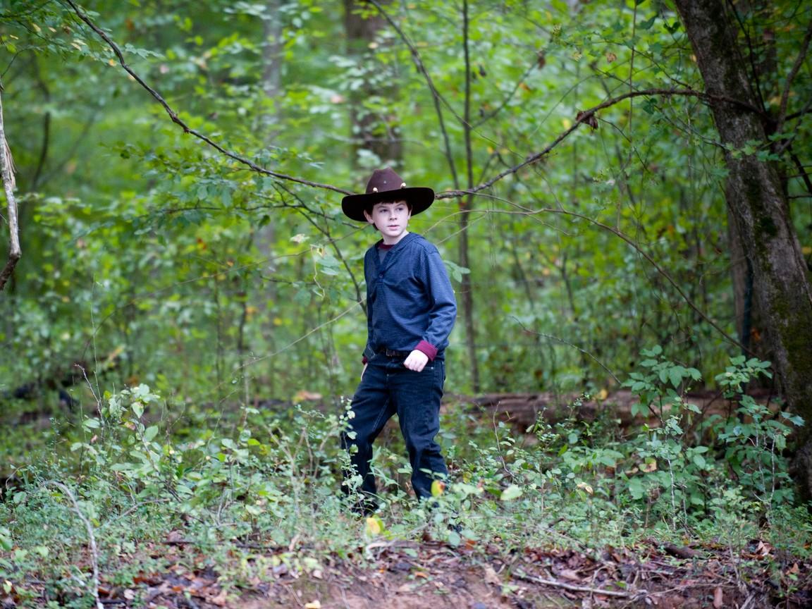 The Walking Dead - Season 2 Episode 11: Judge, Jury, Executioner
