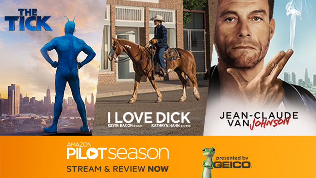 Jean-Claude Van Johnson - Season 1