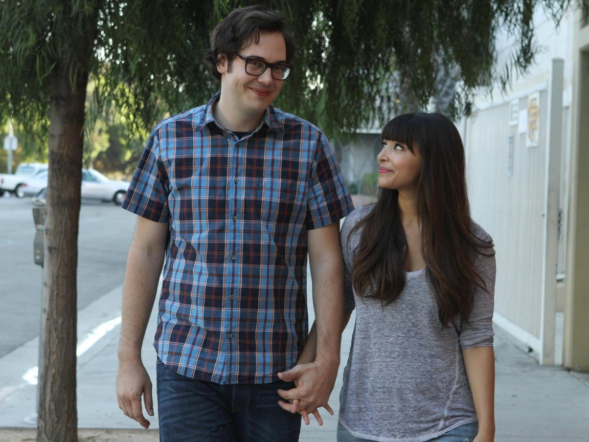 New Girl - Season 2 Episode 7: Menzies