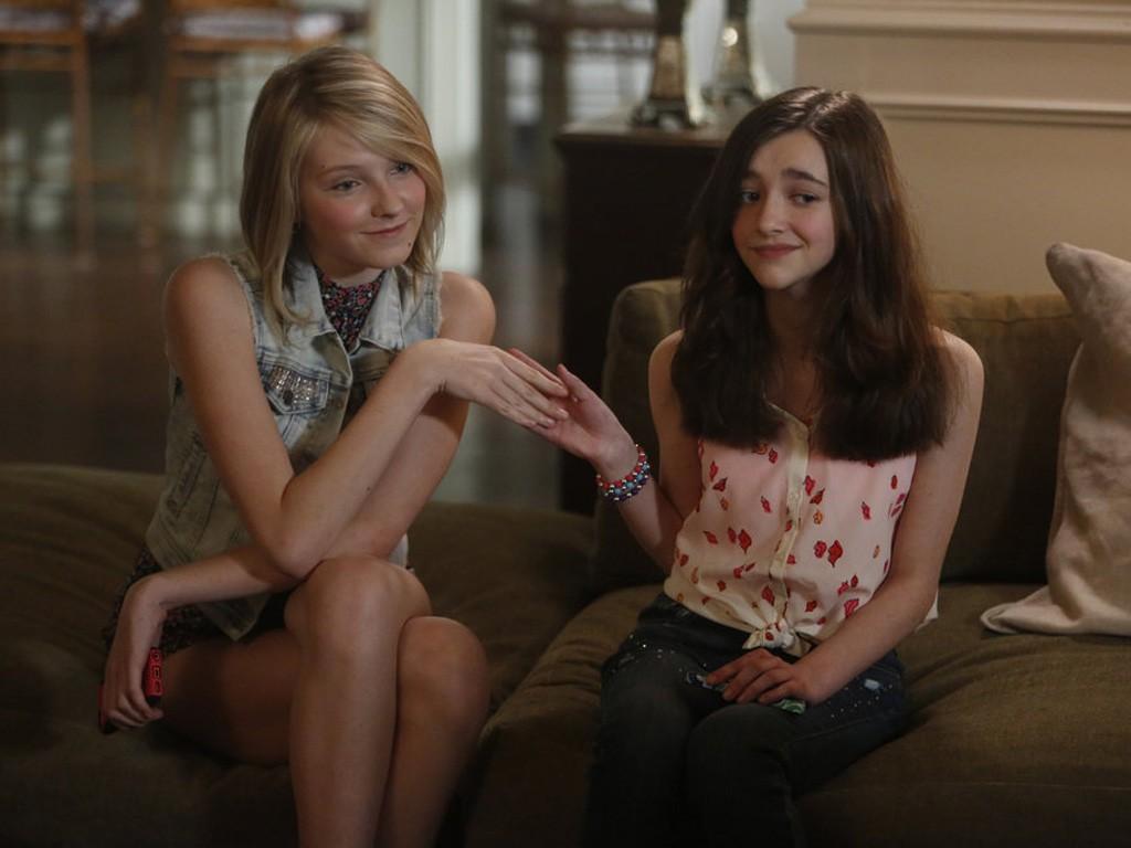 About a Boy - Season 1 Episode 09: About a Kiss