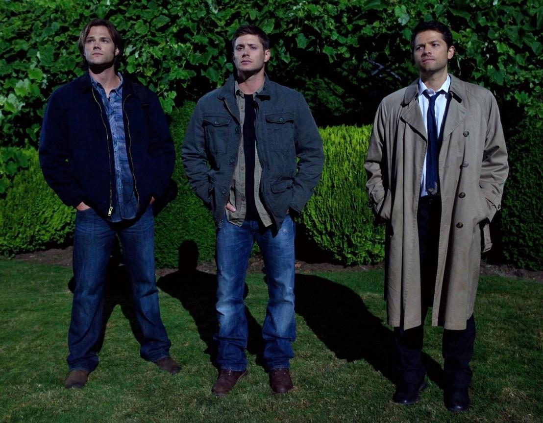Supernatural - Season 6 Episode 03: The Third Man