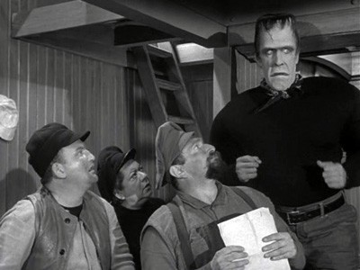 The Munsters - Season 2 Episode 02: Herman, the Master Spy