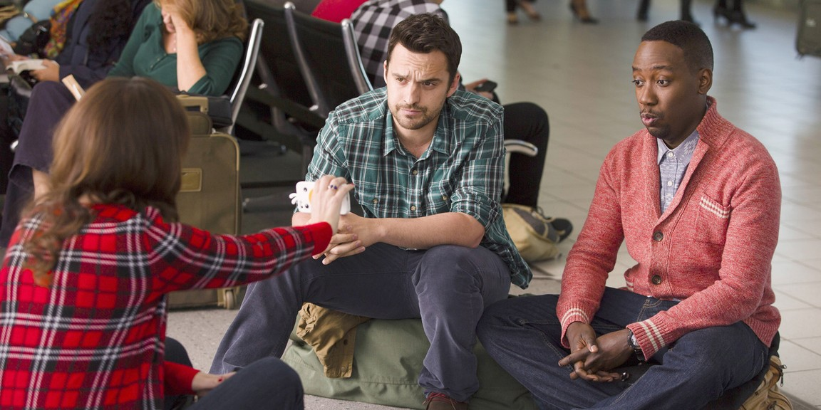 New Girl - Season 4 Episode 11: LAXmas
