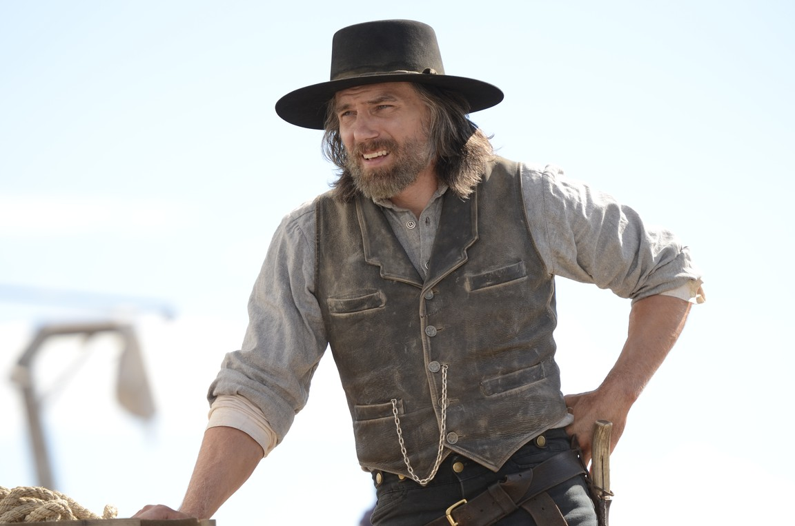 Hell on Wheels - Season 4 Episode 05: Life's a Mystery