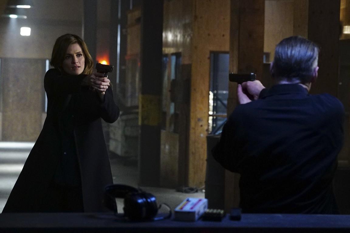 Castle - Season 8 Episode 15: Fidelis Ad Mortem