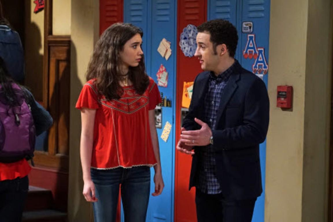 Girl Meets World - Season 3 Episode 4: Girl Meets Permanent Record