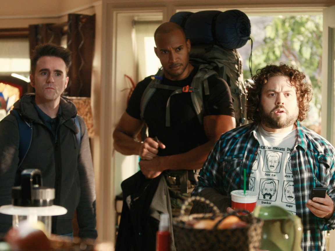 Man Up - Season 1 Episode 09: Camping