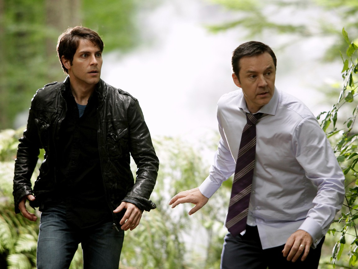 Grimm - Season 1 Episode 02: Bears Will Be Bears
