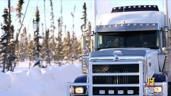 Ice Road Truckers - Season 7 Episode 03: Fear the Crack