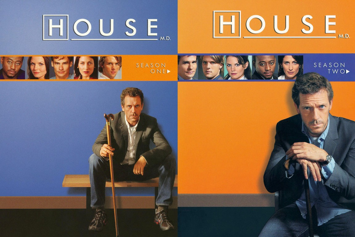 House M.D. - Season 1 Episode 03: Occam's Razor