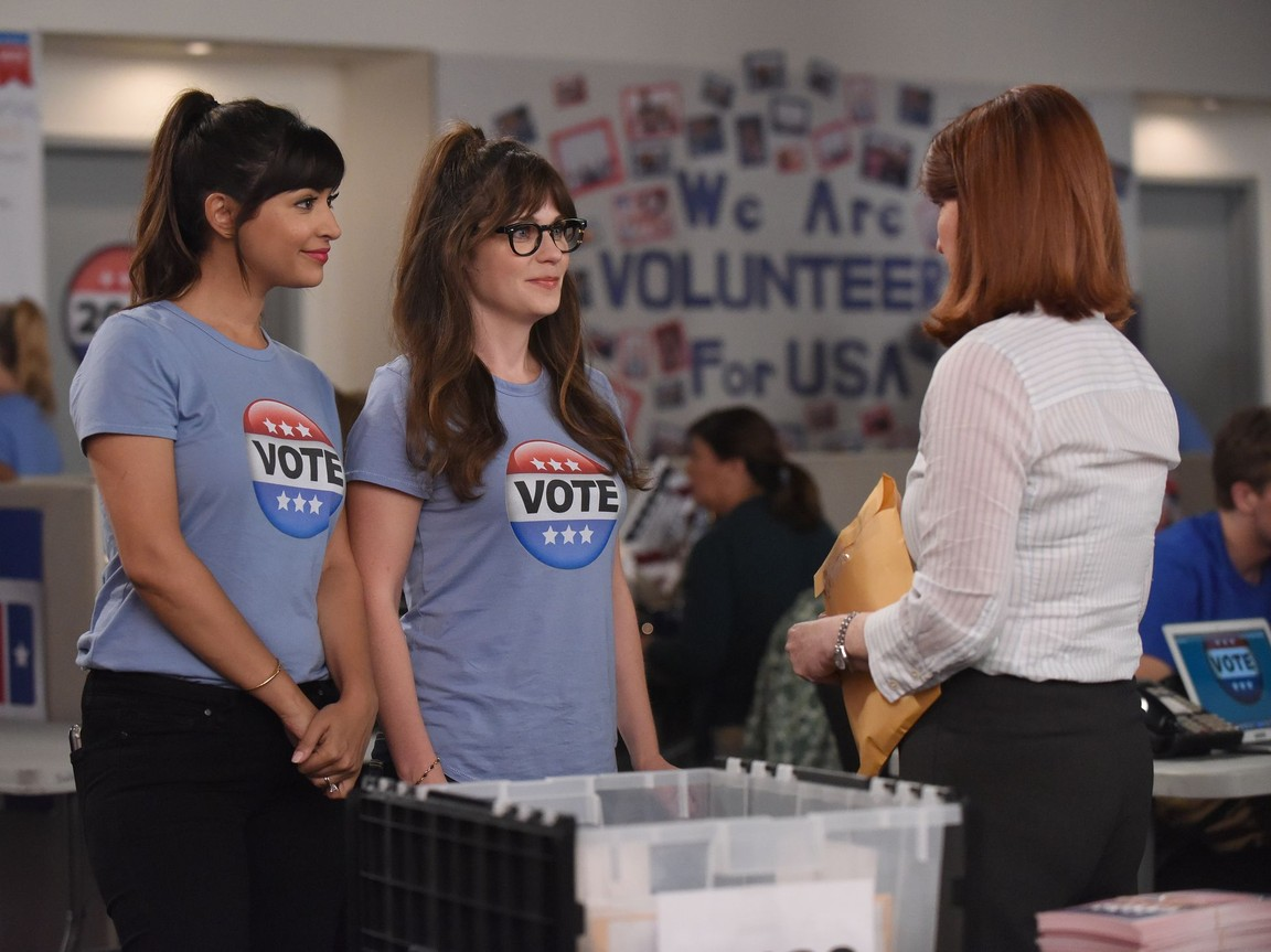 New Girl - Season 6 Episode 02: Hubbedy Bubby