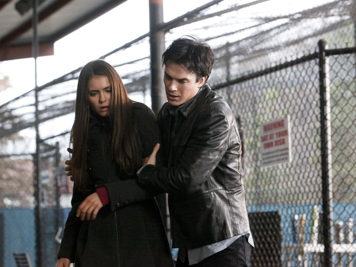 The Vampire Diaries - Season 3 Episode 19: Heart of Darkness