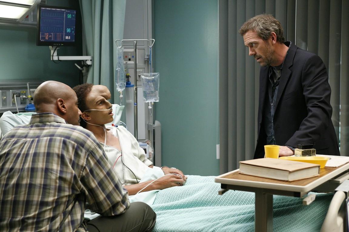 House M.D. - Season 4 Episode 07: Ugly