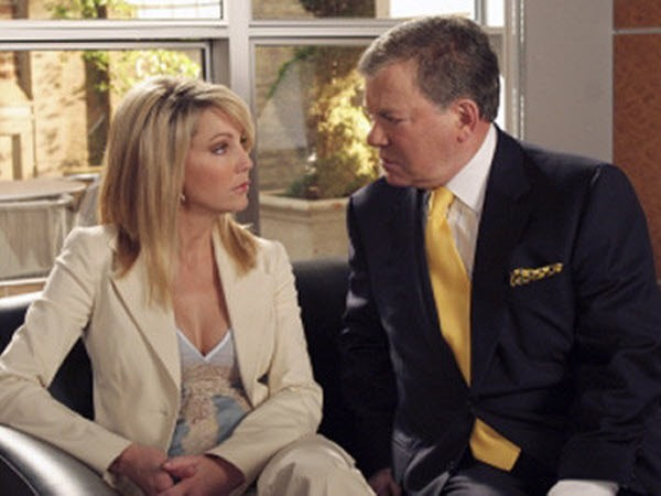 Boston Legal - Season 2 Episode 01: The Black Widow