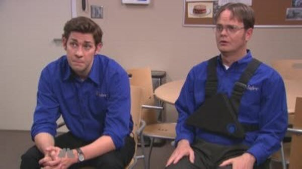 The Office - Season 8 Episode 17: Test The Store
