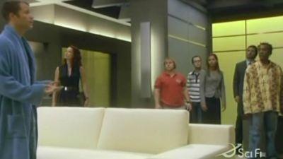 Eureka - Season 1 Episode 11: H.O.U.S.E Rules