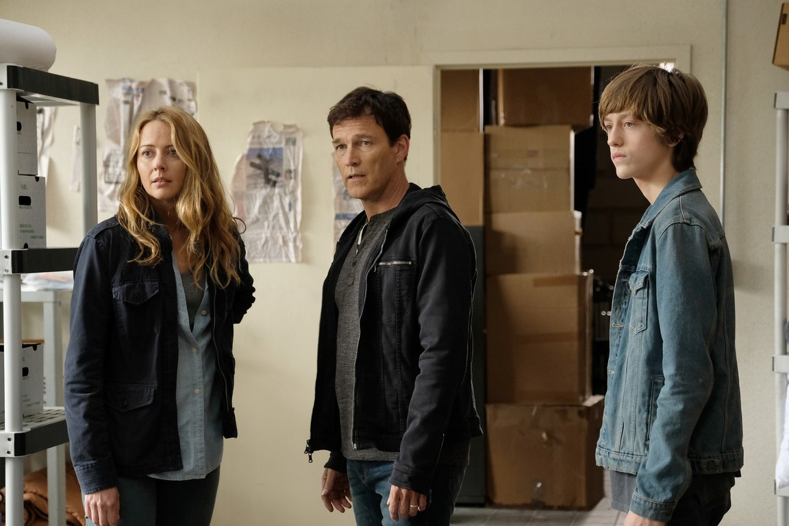The Gifted - Season 1 Episode 11: 3 X 1