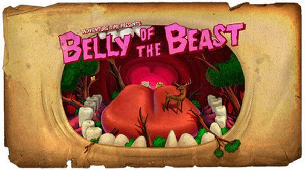 Adventure Time - Season 2 Episode 11: Belly of the Beast - The Limit