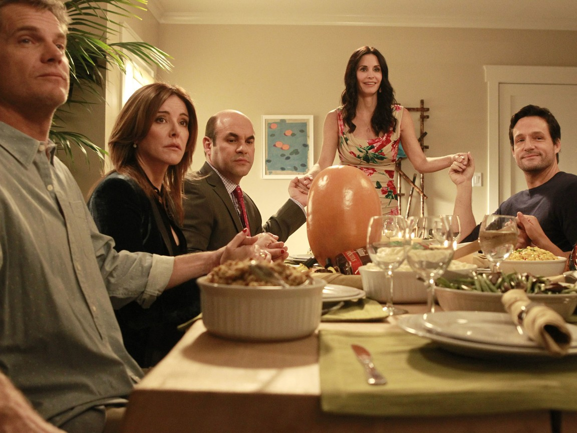 Cougar Town - Season 3 Episode 13: It'll All Work Out
