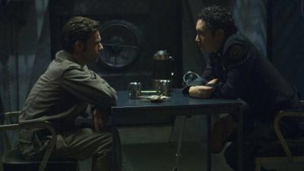 Battlestar Galactica - Season 4 Episode 16: Deadlock