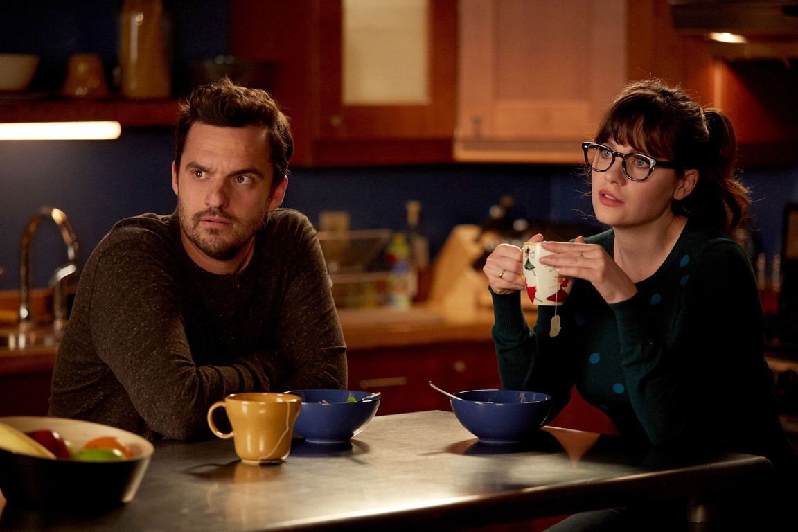 New Girl - Season 5 Episode 19: Dress