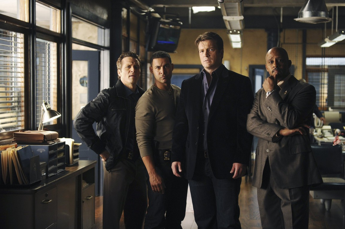Castle - Season 3 Episode 04: Punked