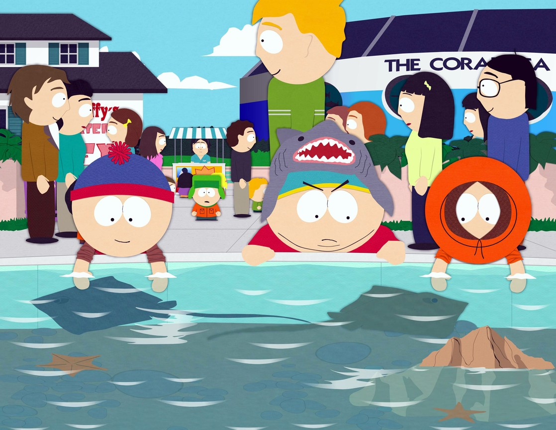 South Park - Season 9 Episode 13: Free Willzyx