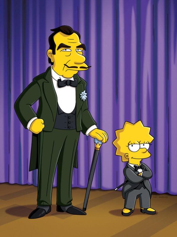 The Simpsons - Season 22 Episode 18: The Great Simpsina