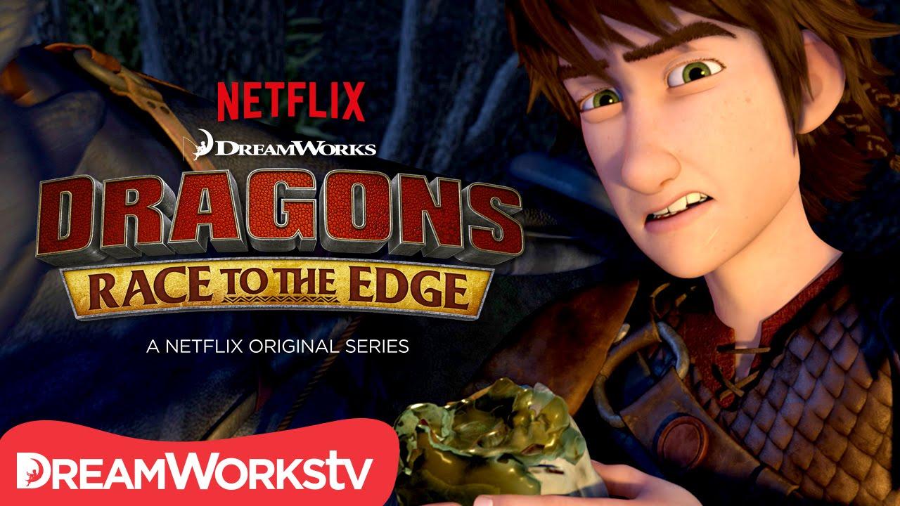 Dragons: Race to the Edge- Season 4